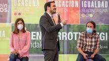 IU apuesta por reforzar la coalición con Podemos, hacer cambios y por más implantación territorial tras el 12J