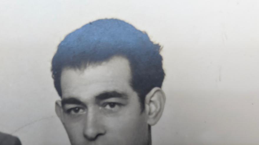 Retrato de Feliciano Novoa (Asier Peña Novoa)