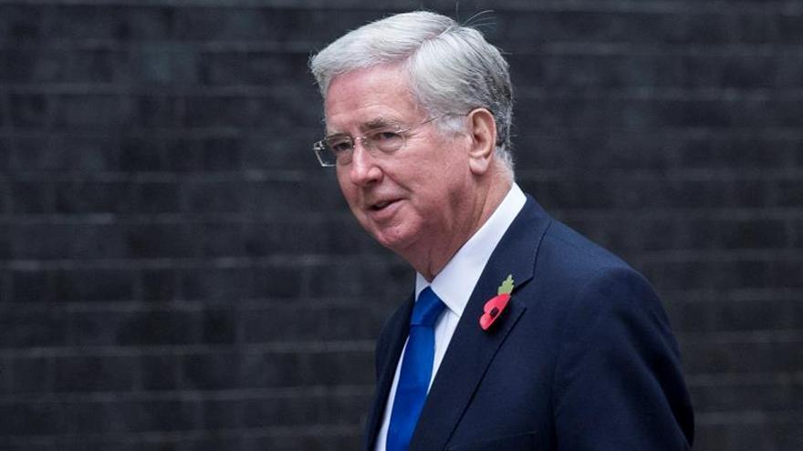 Fallon resta importancia a los comentarios de Boris Johnson sobre Arabia Saudí
