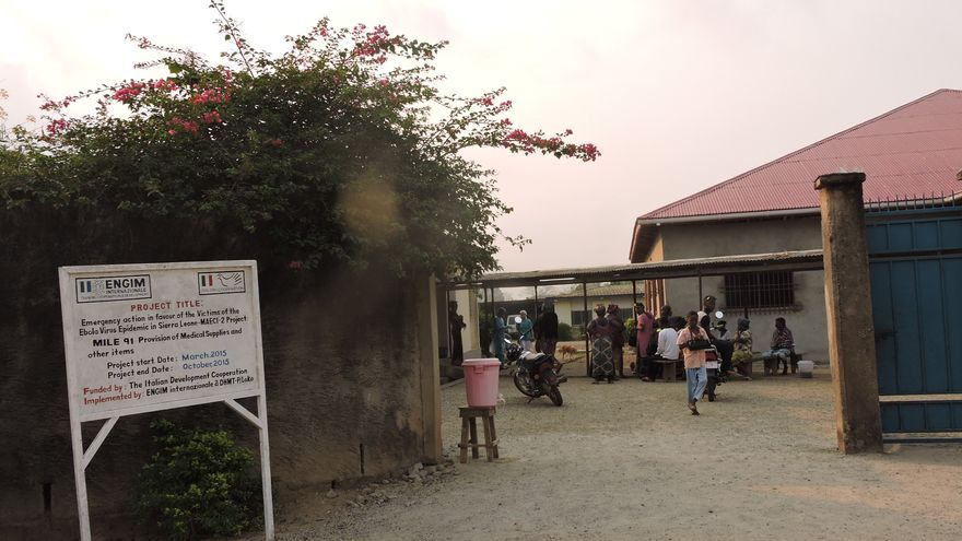 Proyecto Mile 91 en Sierra Leona