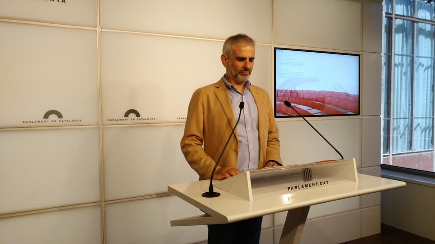 Carrizosa (Cs) cree que Colau se acerca al independentismo tras romper con el PSC