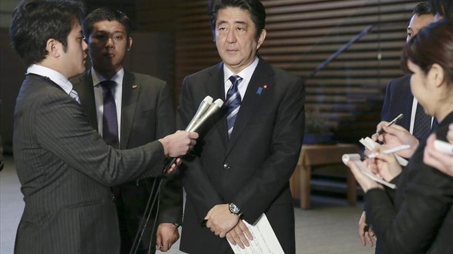 """El primer ministro japonés considera """"despreciable"""" la decapitación de Goto"""