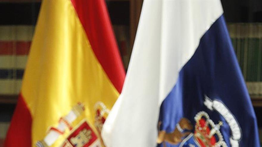 Narvay Quintero, este jueves en comisión parlamentaria, en Tenerife