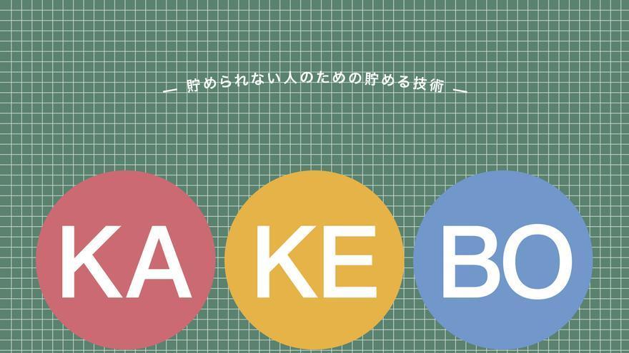 Kakebo, el método japonés para que ahorres de una vez