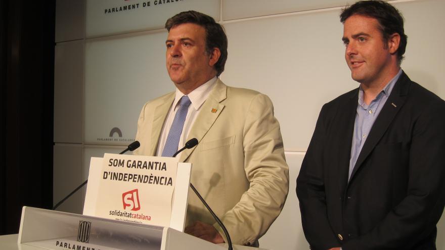 SI se erige como el garante de una Cataluña independiente en vez de Mas