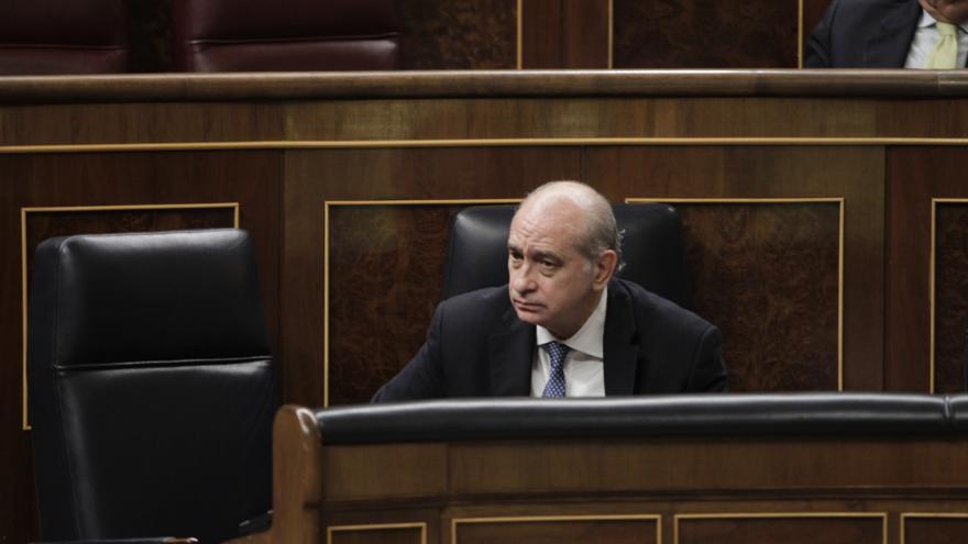 """Fernández Díaz dice que el Gobierno """"hace lo que puede"""" ante los homenajes a etarras y ve """"injusta"""" la crítica de UPyD"""