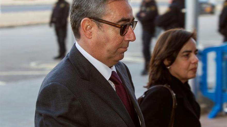 El exsocio de Urdangarin Diego Torres declara hoy en el juicio de Nóos
