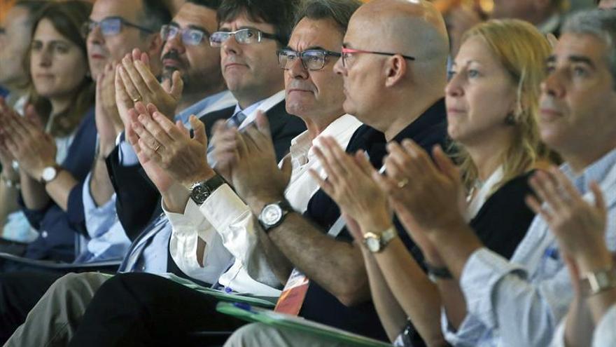 """Mas despide a CDC: """"Estamos más enamorados de Cataluña que de un partido"""""""