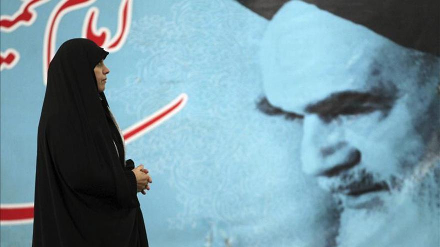 Irán celebra hoy el 35 aniversario de la Revolución Islámica
