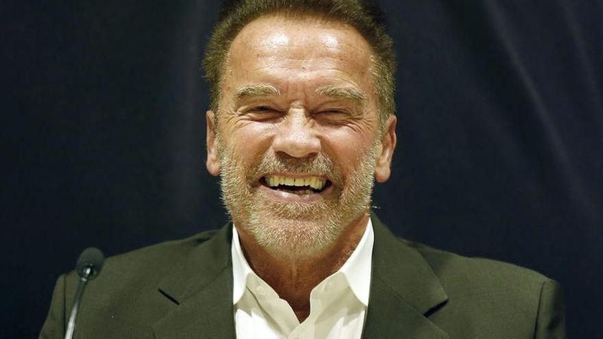 Schwarzenegger narrará un documental del hijo de Cousteau sobre el mundo marino
