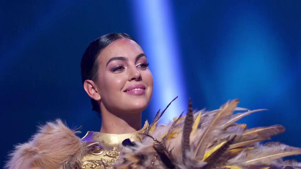 Georgina Rodríguez, en 'Mask Singer'