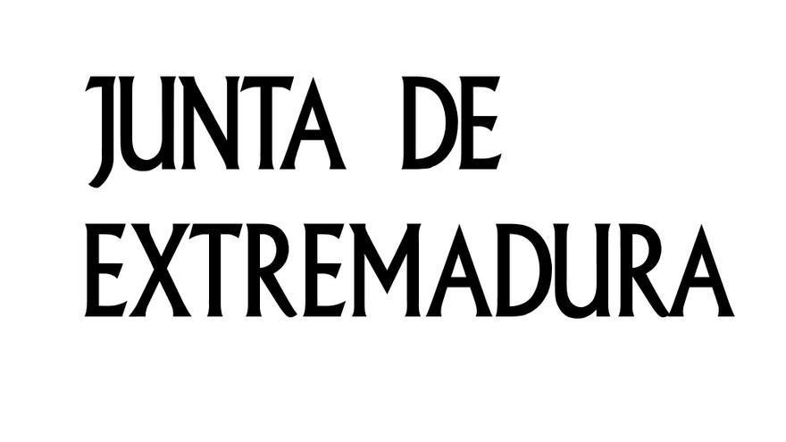 logotipo Junta Extremadura