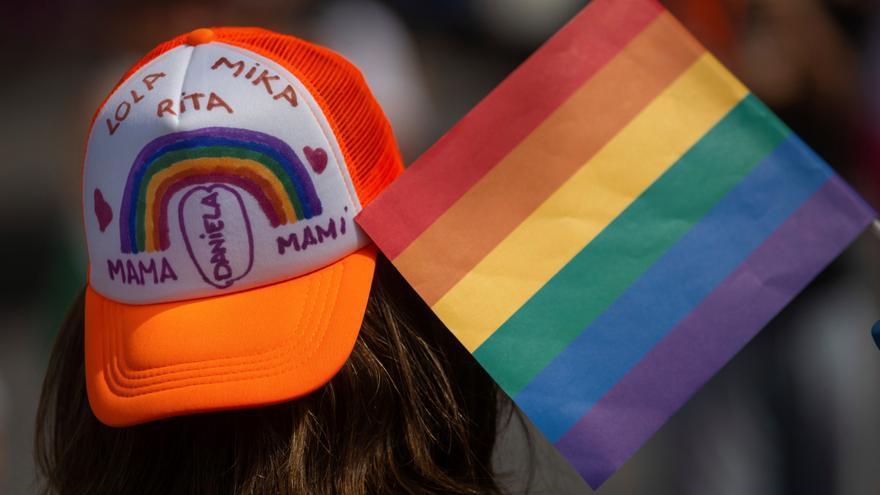 Manifestación del Orgullo LGTBI reclama en Barcelona ley trans más ambiciosa