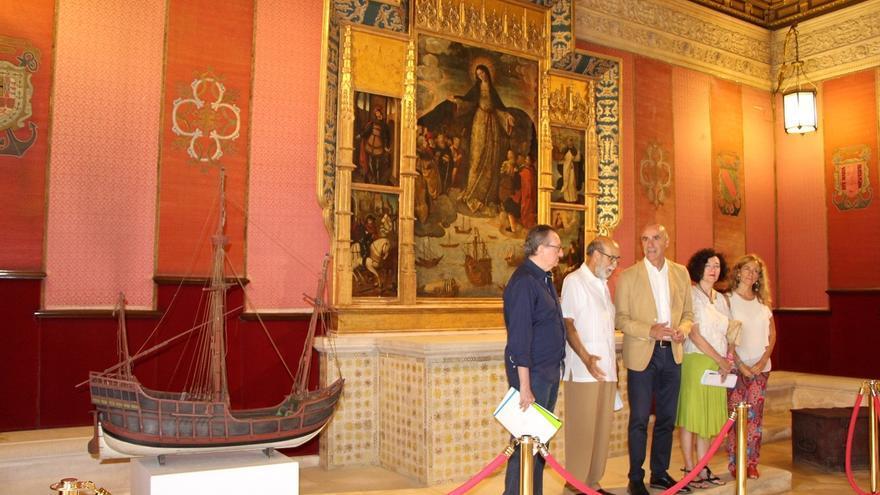 Arrancan el jueves las Noches del Alcázar con una programación centrada en la circunnavegación y la mujer