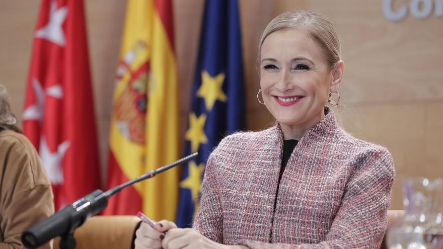 El Congreso someterá mañana a interrogatorio a Cifuentes y al que fuera gerente del PP de Madrid