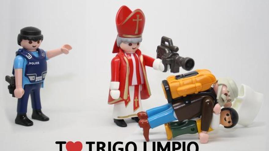 I love trigo limpio