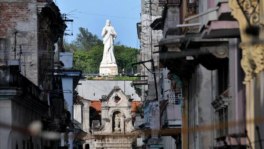 El Cristo de La Habana recibe el Premio Nacional de Restauración
