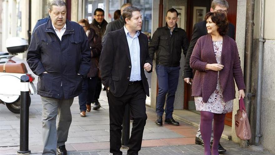 """Page pide que el PSOE """"piense en los ciudadanos"""" y siga """"sin complejos"""""""