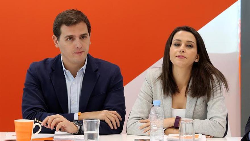 "Rivera: ""Hay que votar a Cs para que Iceta no haga un tercer tripartito"""