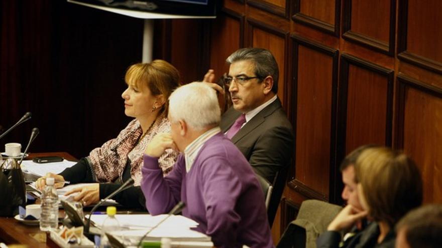 Pleno del Cabildo de Gran Canaria #6