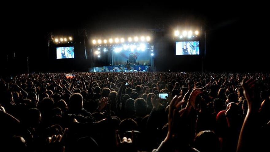 Iron Maiden anuncian tres conciertos en España para julio de 2016