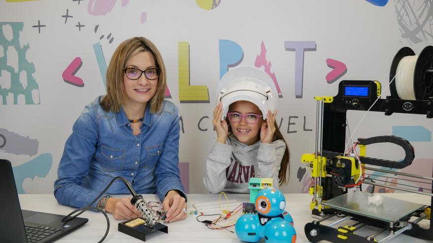 Patricia Heredia y Valeria Corrales, creadoras del canal de YouTube ValPat.