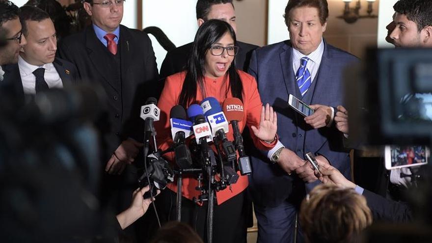 """Venezuela pide cancelar la sesión en la OEA sobre el país por ser un """"acto de presión"""""""