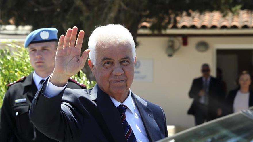 """""""No esperaremos 40 años más"""", alerta el presidente turcochipriota"""