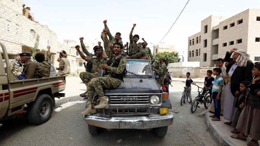 El enviado de la ONU busca apoyo en la Liga Árabe para detener la guerra del Yemen