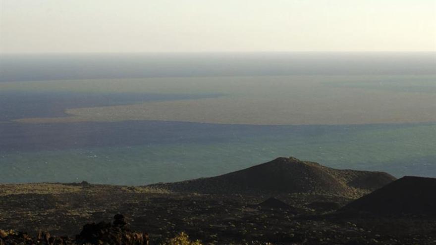 La cumbre del volcán de El Hierro se desmoronó a los dos meses de erupción
