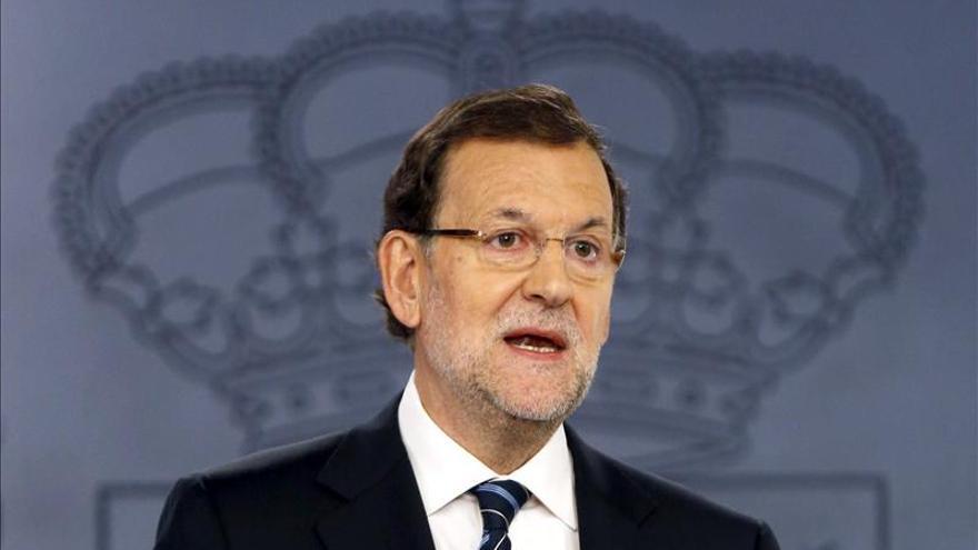 """Rajoy aboga por el entendimiento y un debate """"sin engaños ni mitificaciones"""""""