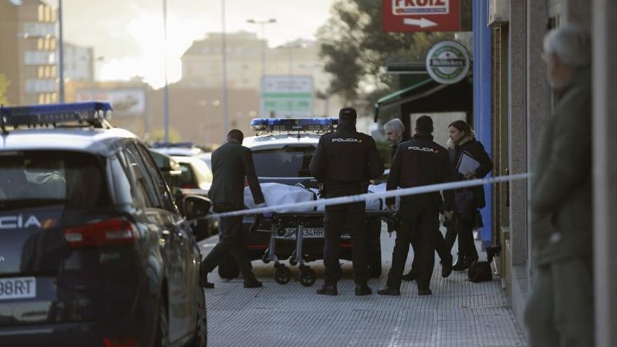 La chica hallada muerta en Vigo falleció por heridas de arma blanca