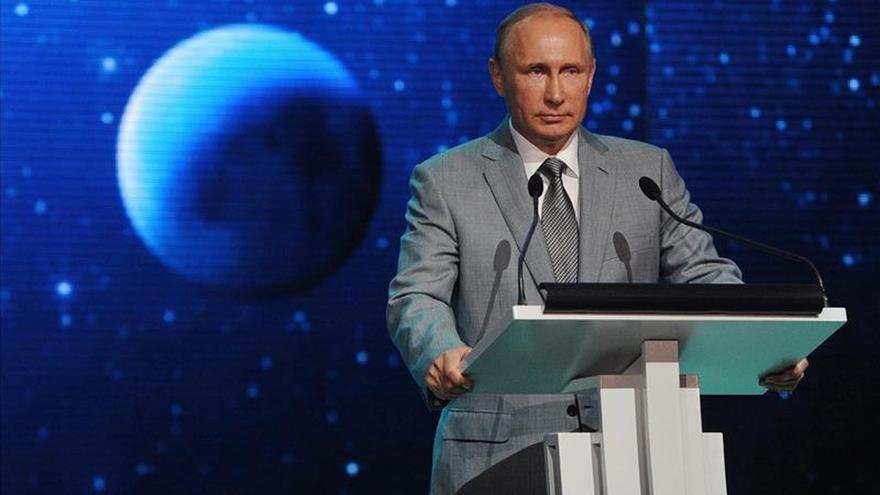 Putin culpa a EEUU de la crisis de refugiados en Europa