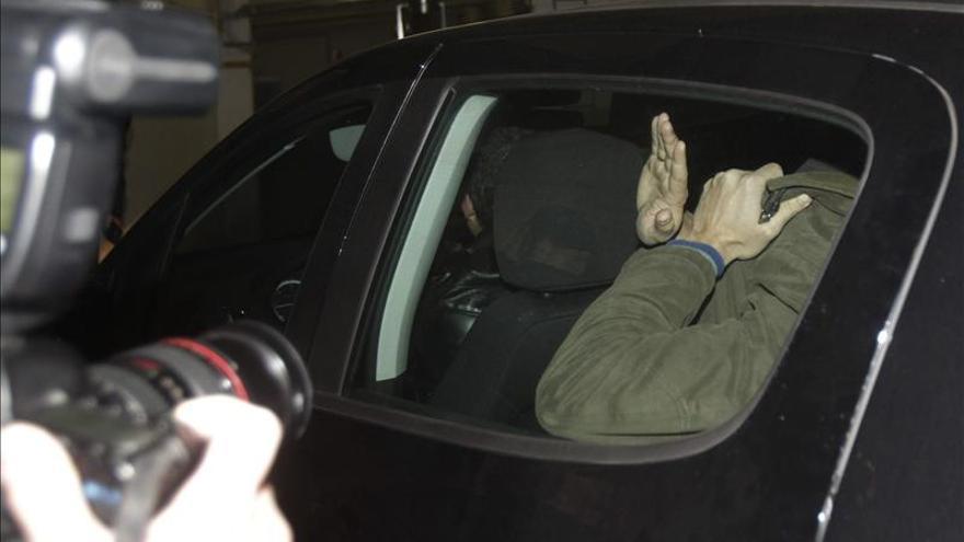 La pareja detenida por la muerte del niño en Oviedo pasa a disposición judicial