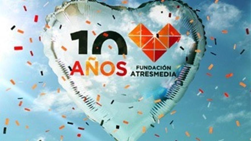 La Fundación Atresmedia celebra sus 10 años de compromiso social