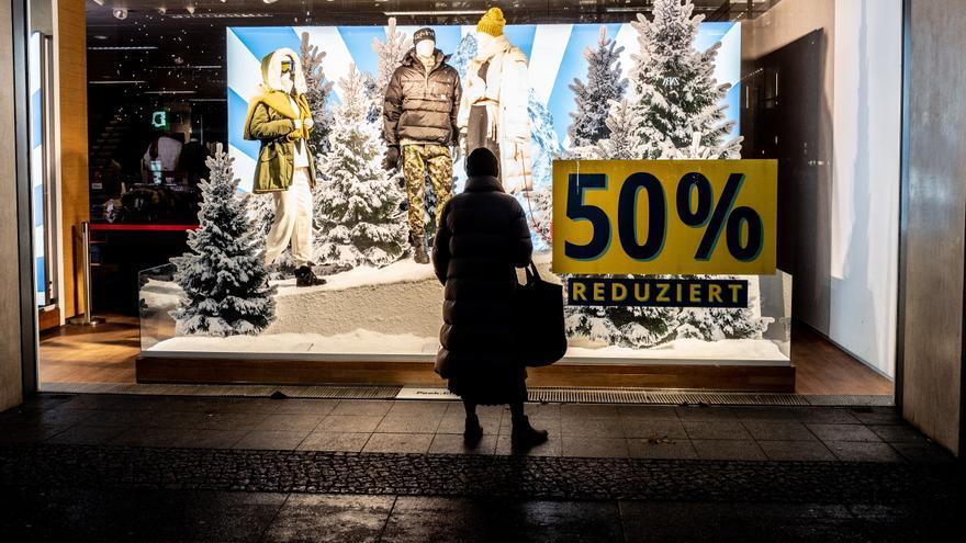 El pesimismo se apodera del consumidor alemán por el parón de la vida pública