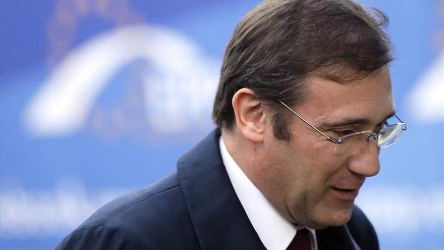 """Passos Coelho afirma que ha cumplido su misión, """"prescindir de la troika"""""""