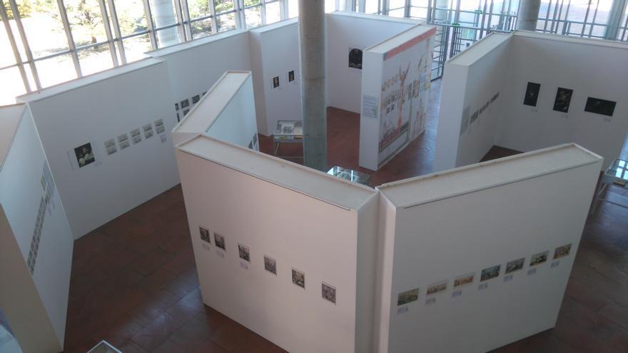 Exposición presencial de la Facultad de Humanidades de Albacete