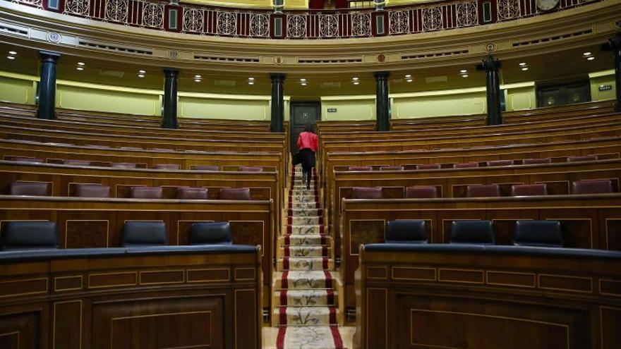 La Mesa del Congreso da por terminado el plazo de enmiendas de quince leyes