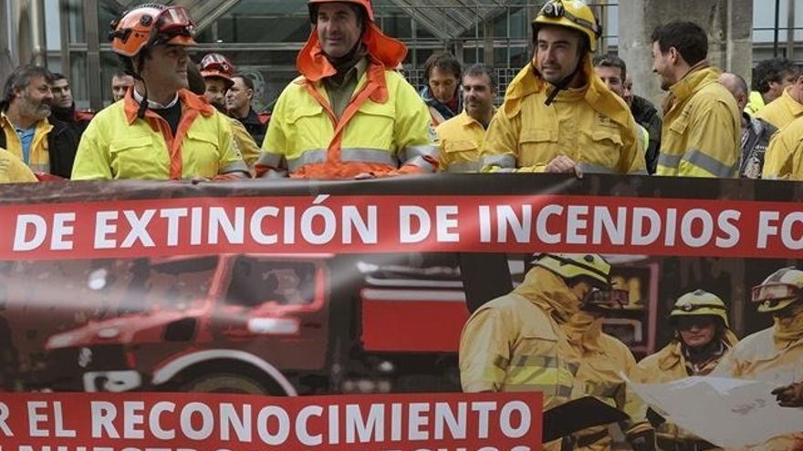 CCOO llevará a los tribunales los servicios mínimos para la huelga de agentes forestales que comienza esta noche