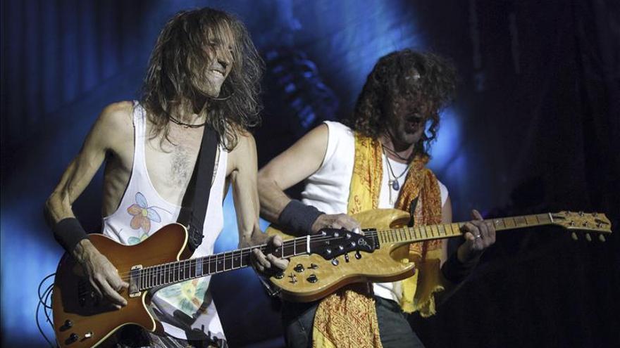 Extremoduro se confirma en Las Ventas como la banda española del momento