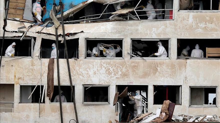 Un informe estatal atribuye a causas naturales el naufragio con 442 muertos en 2015