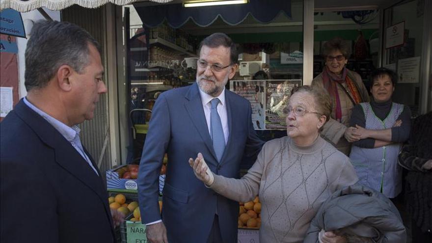 Rajoy irá al programa de María Teresa Campos una semana antes del 20D