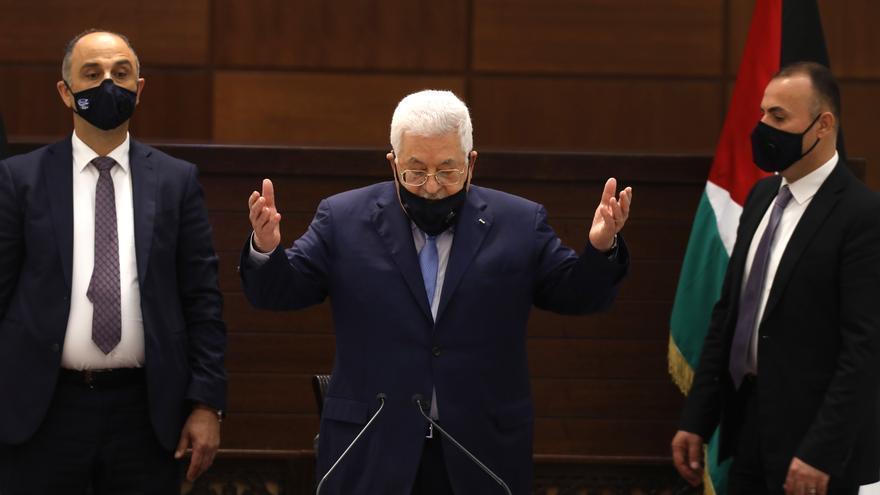 Abás mantiene la primera reunión de alto nivel israelo-palestina desde 2010