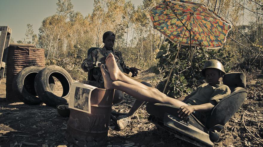 Una imagen del cortometraje nominado a los Oscar  'Aquel no era yo' de Esteban Crespo.