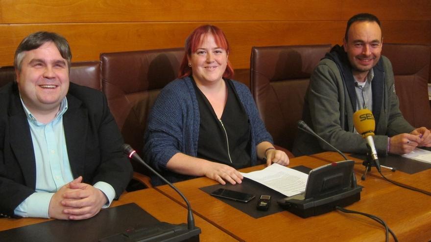 AMPL Podemos pide que el delegado del Gobierno informe de la aplicación de la 'Ley Mordaza'