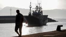 """El PNV, """"disgustado"""" por el bloqueo al barco de rescate Aita Mari: """"Es una decisión política disfrazada de excusas"""""""
