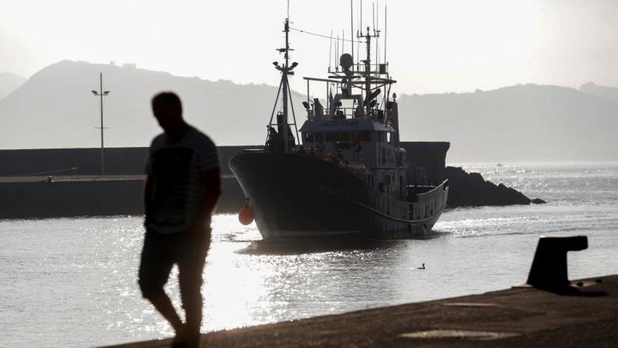 Capitanía Marítima deniega al Aita Mari permiso para zarpar al Mediterráneo