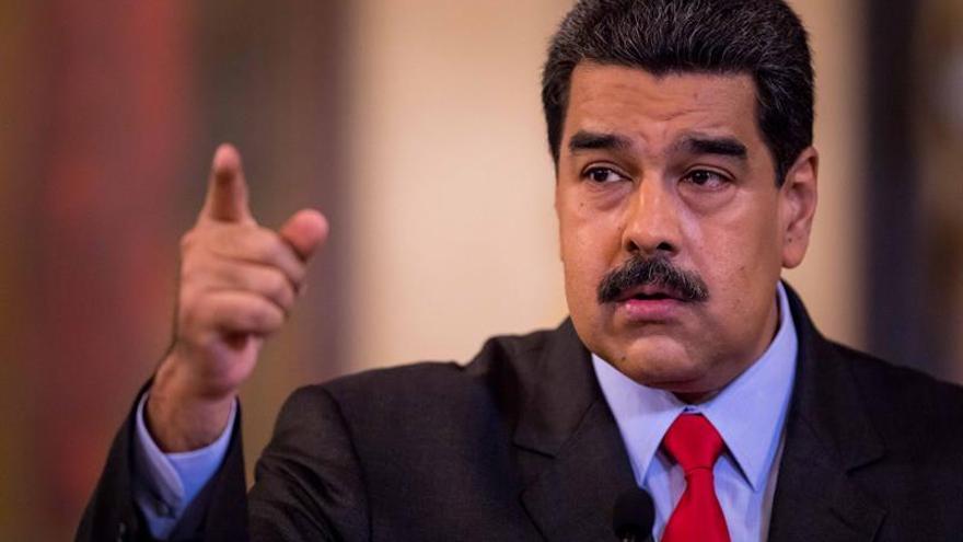 """Maduro califica de """"injusticia"""" el proceso contra Lula para impedir su victoria"""