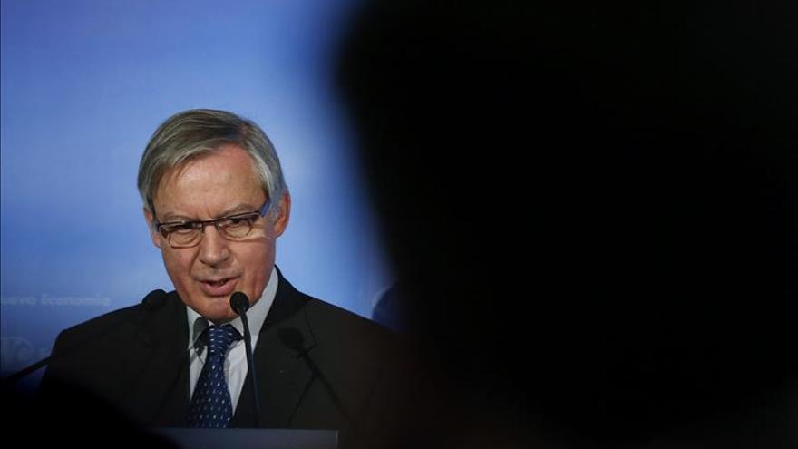 El Banco de Francia rebaja la previsión de crecimiento tras los atentados